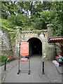 NZ8204 : Entrance to World's first Passenger Railway Tunnel by PAUL FARMER
