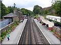 NZ8301 : Goathland Station by PAUL FARMER