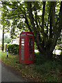 TL9770 : Langham Telephone Box by Adrian Cable