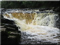SD8167 : River  Ribble  at  Stainforth  Force  (2) by Martin Dawes