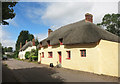 SX9897 : Markers Cottage, Town End by Des Blenkinsopp