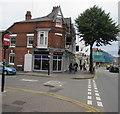 SP0483 : North Road side of the S'oak, Selly Oak, Birmingham by Jaggery