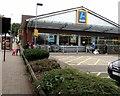 SP0482 : Aldi, Bristol Road, Selly Oak, Birmingham by Jaggery