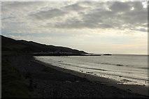 NX1896 : Shoreline at Ainslie Car Park by Billy McCrorie