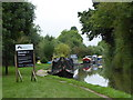 SP4815 : Thrupp moorings, Oxford Canal by Vieve Forward