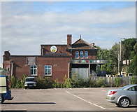 SX9193 : Exeter Brewery by Des Blenkinsopp