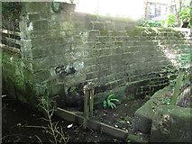SE2837 : Old mill sluice by Stephen Craven