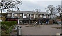 TL4661 : Shops, Campkin Rd by N Chadwick
