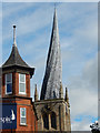 SK3871 : The Crooked Spire, Chesterfield by Stephen McKay