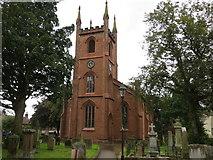 NS4927 : Mauchline Parish Church by Peter Wood