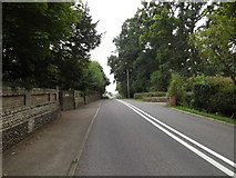 TL9566 : A1088 Ixworth Road, Stanton Street by Adrian Cable