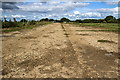 ST6424 : WWII Somerset: RAF/RNAS Charlton Horethorne - airfield perimeter track (7) by Mike Searle