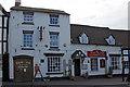 SO7193 : Bear Inn, 23 and 24 North Gate, Bridgnorth by Jo Turner