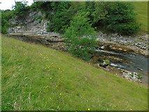 SE0361 : Approaching Loup Scar from Burnsall by Carroll Pierce