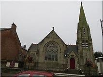 NS3525 : Prestwick South Parish Church by Peter Wood