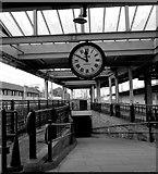 SD4970 : Carnforth railway station by Cath Platt