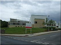 SD7543 : Clitheroe Community Hospital by JThomas