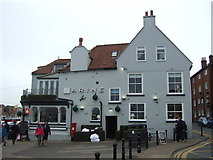 NZ8911 : The Marine, Whitby by JThomas