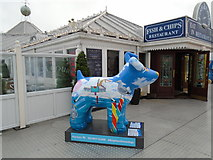 TQ3103 : Snowdog #29, Palace Pier by Paul Gillett