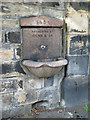 NZ2364 : Drinking water fountain, Elswick Road / Westgate Road, NE4 by Mike Quinn