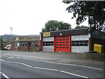 SD9851 : Skipton Fire Station by JThomas