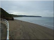 NZ8911 : Whitby beach by JThomas