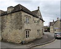 SO8700 : Grade II listed former Ram Inn, Minchinhampton by Jaggery
