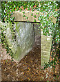 SU3234 : WWII Hampshire - airfield bombing decoy control bunker, Houghton, Test Valley (4) by Mike Searle
