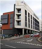 SO9199 : University of Wolverhampton building, Camp Street, Wolverhampton by Jaggery