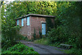 SR9694 : Pump house, Stackpole Lily Ponds by Alan Hunt