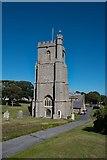 ST3049 : Church of St Andrew, Burnham-on-Sea by Jim Osley