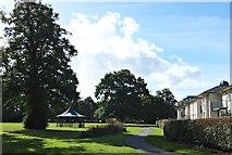 SK5319 : Southfields Park, Loughborough, Leics. by David Hallam-Jones