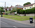 ST5494 : Wheelie bins, Beachley Road, Tutshill by Jaggery
