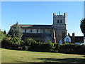 TL3800 : North side of Waltham Abbey church by Stephen Craven