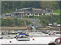 SW7626 : Helford River Sailing Club by Chris Allen