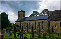 SD6279 : Holy Trinity Church, Casterton by Peter Moore