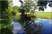 SD4752 : Lancaster Canal near Forton by Ian Taylor