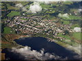 NS3658 : Castle Semple Loch and Lochwinnoch by M J Richardson