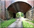 SJ9594 : Dowson Road bridge by Gerald England