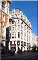 TQ2981 : Former Mappin & Webb premises, Oxford Street by Julian Osley