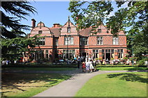 SJ4170 : Oakfield Manor at Chester Zoo by Jeff Buck