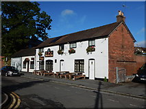 SO4382 : Craven Arms - The Stables Inn on Dales Street by James Emmans