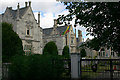 TQ5975 : Honorary Lithuanian Consulate in Kent, Ingress Abbey by David Kemp