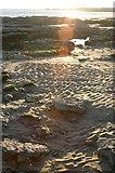 SS8476 : Black Rocks, Newton Bay by Alan Hughes