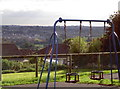 ST6458 : Play area with a view by Neil Owen