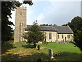 TM1687 : St.Mary's Church, Tivetshall St Margaret by Adrian Cable