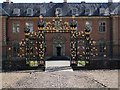 ST2885 : Amazing entrance gate, Tredegar House, Newport by Derek Voller