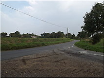 TM1585 : Rectory Road, Gissing by Adrian Cable
