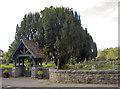 ST6457 : High Littleton cemetery by Neil Owen