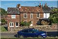 TQ1649 : Cottages, Cotmandene by Ian Capper